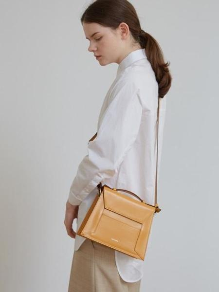 DEMAMU Mini Bag - Golden Yellow