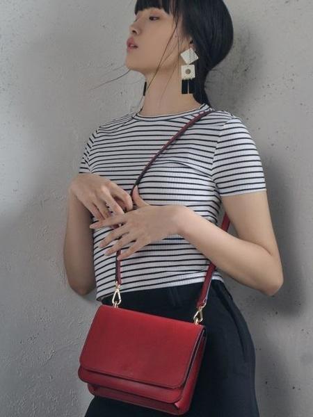 Vintage DESMAMAN Ami Bag - Red