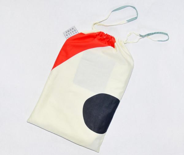 Dusen Dusen Cutouts Pillowcase Set