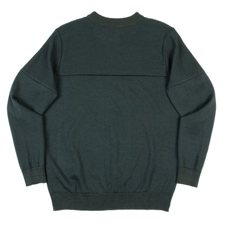S.N.S. Herning Fatum Crew Neck - Green Scale