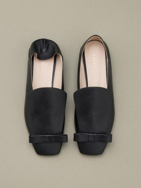 HAILI Be The First One Loafers - Black
