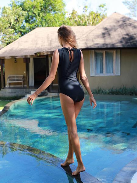 5PENING Fiona Suit H Delphino - Black