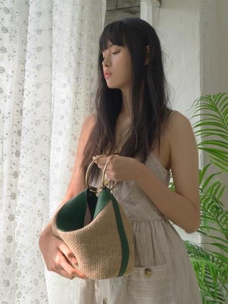 DESMAMAN Sunset Bag - Green