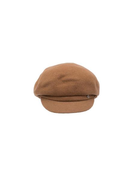 BROWN HAT Soft Casquette - Camel