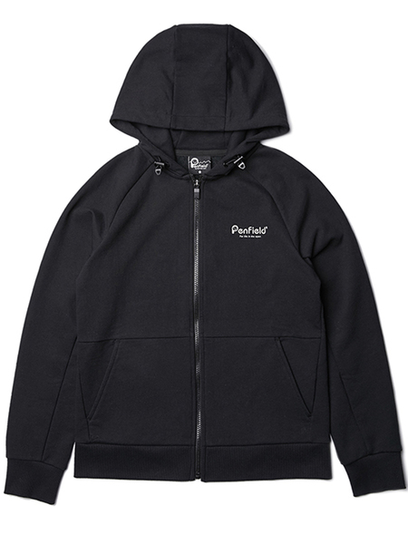 PENFIELD Comfortable Training Top FJ4KN31M - Black/Gray