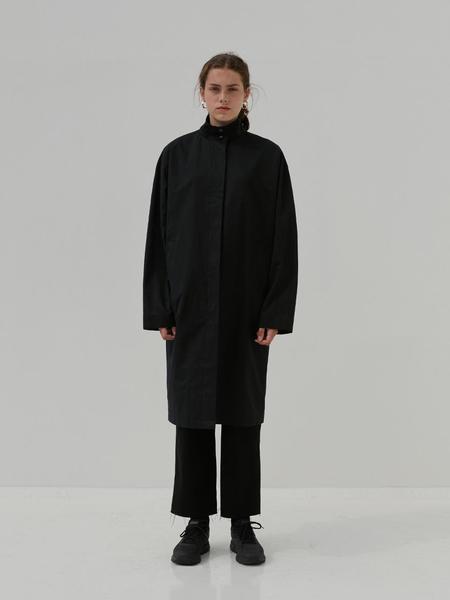 CURRENT Mod Coat - Black