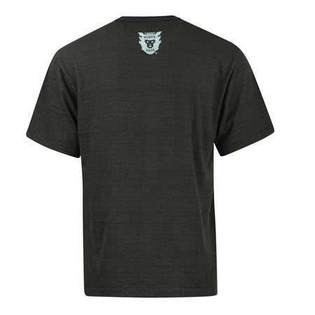 Human Made #007 T-Shirt - Black