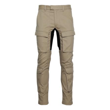 Abasi Rosborough Arc Flight Pants - Khaki Denim