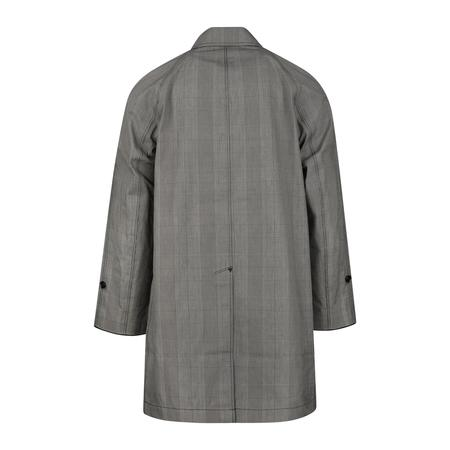 Nanamica GORE-TEX Soutien Collar Coat - GLEN CHECK