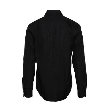 OAMC L-Zip Shirt - BLACK