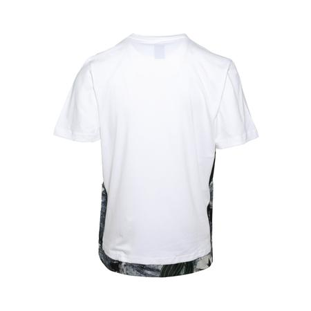 OAMC Saigon Short Sleeve Top - White/Flower Paint Print