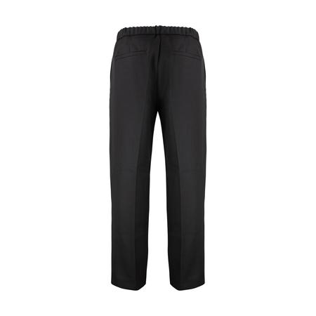 CMMN SWDN Stan Drawstring Trouser - BLACK