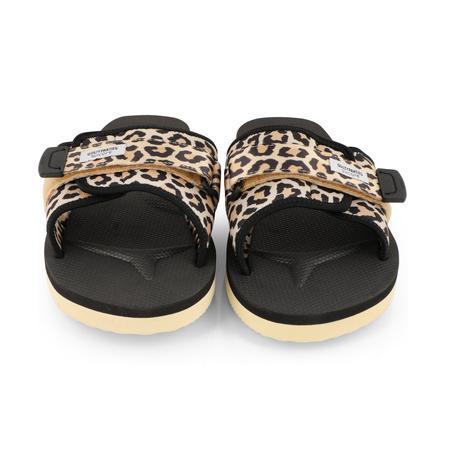 Wacko Maria x Suicoke Sandals Type 2 - Leopard