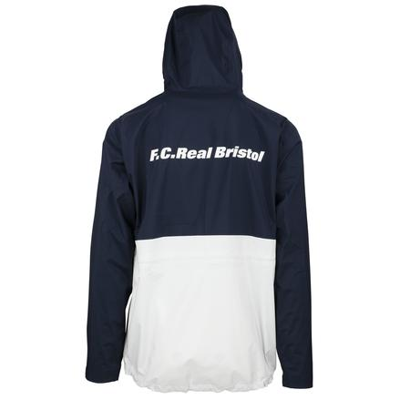 F.C.Real Bristol Tour Jacket - NAVY