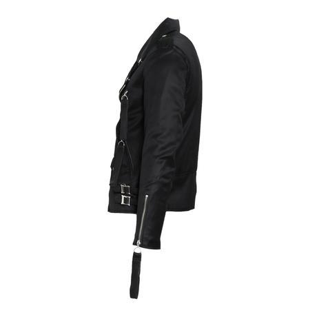 Men's Matthew Miller Tyler Biker Jacket - BLACK