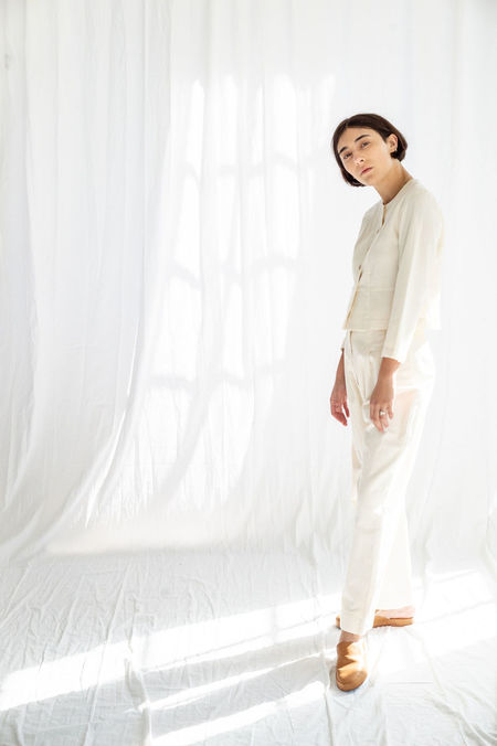 Ilana Kohn Gallo Pants - Natural