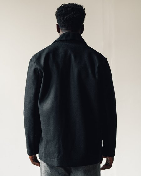 Arpenteur Atlas Coat - Black