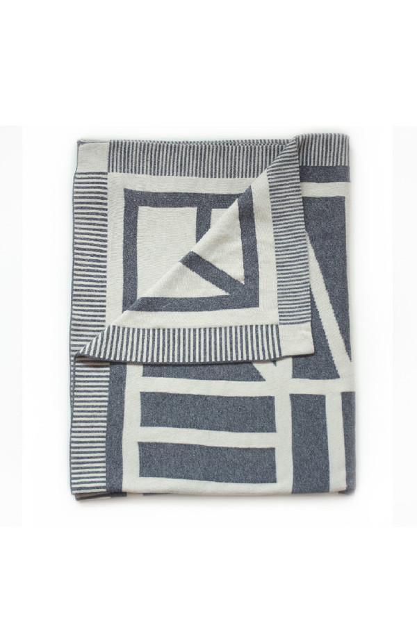Micaela Greg Baby Block Blanket