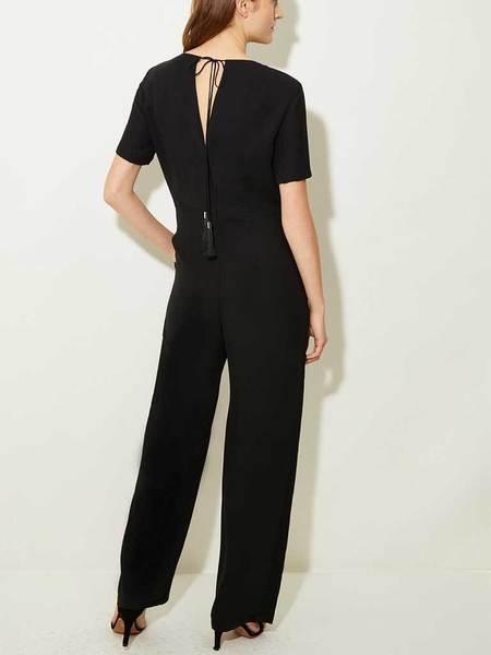 Great Plains Gia Jumpsuit - Black