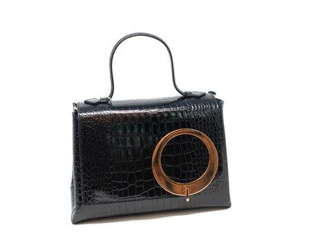 Trademark Harriet Bag - Black/Gold