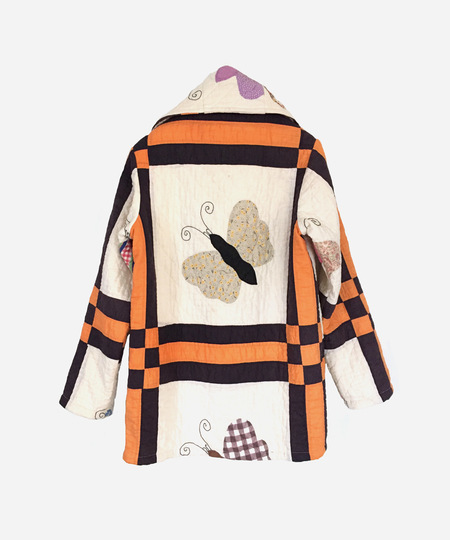 COATZ Butterfly Coat - ORANGE