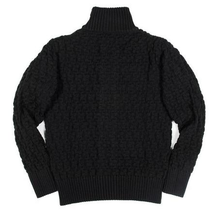 S.N.S. Herning Stark Cardigan - Black