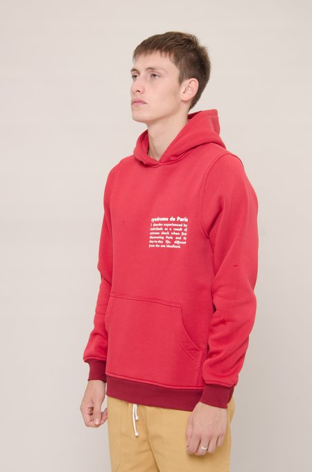 North Hill Definition Hoodie - Red