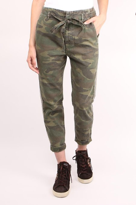 Sundry Camo L'Automne Pant - Army