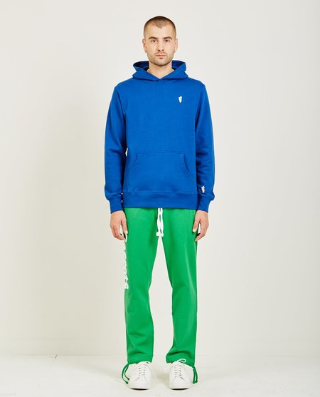 CARROTS BY ANWAR CARROTS ONE HIT PATCH HOODIE - Blue