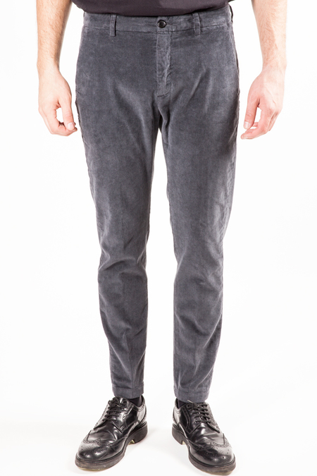 DEPARTMENT.5 Prince Corduroy Pant - Anthracite