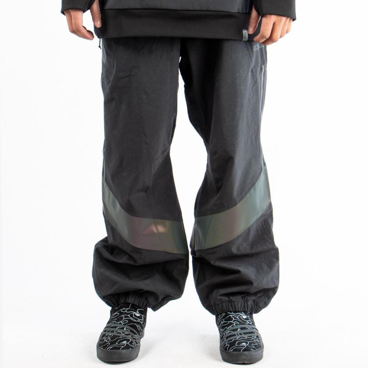 adidas Snowboarding by BAPE Slopetrotter Pant Black