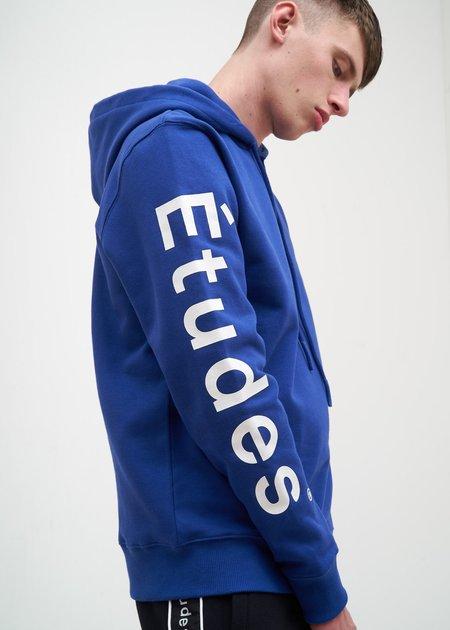 Études Klein Etudes Hoodie - Blue