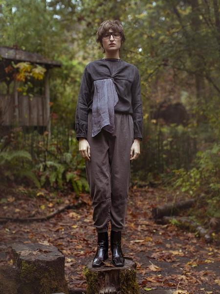 Cosmic Wonder Organic Cotton Pants - Sumikro