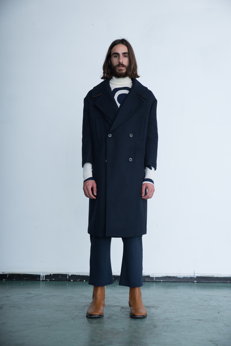 UNISEX Vender Lost Wool Coat