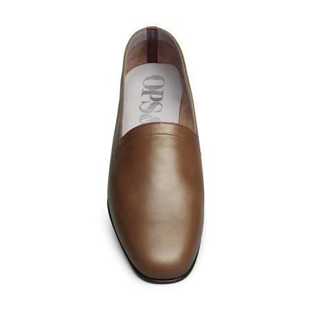 Ops&Ops No10 Block Heels - Cinnamon
