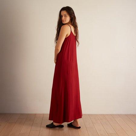 Tysa Long Perfect Dress - RUBY