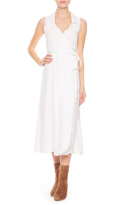 Sancia Fei Wrap Dress