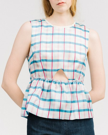 TBA Linda Top - All Over Print