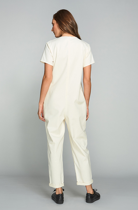 Obakki Lael Jumpsuit - Ivory