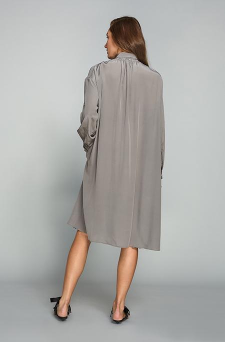 Obakki Aria Dress-Gray