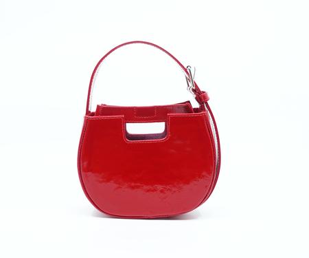 ALFEYA VALRINA Joe Joe Bag - Red patent