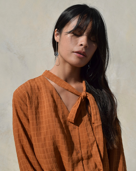 Side Party Copine Blouse