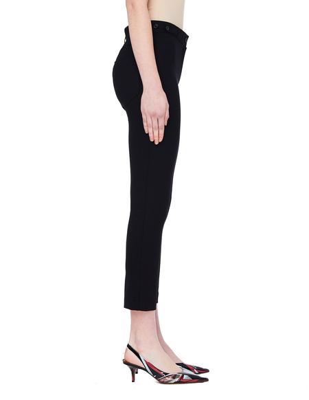 Ann Demeulemeester Boulevard Wool Trousers - Black