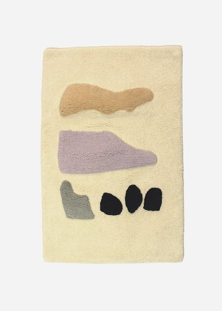 Cold Picnic Talking Rocks Bath Mat