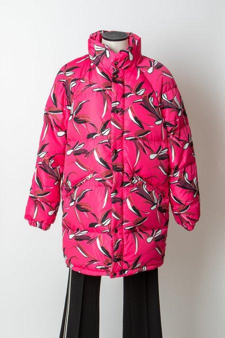 Laura Urbinati Fiori Sparsi Jacket - Pink