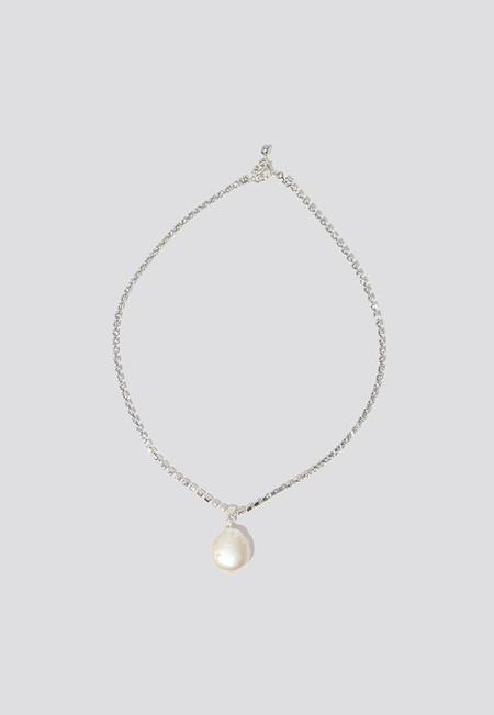 Le Chic Radical Moon Necklace