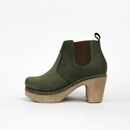 Calou Doris Boot - Olive