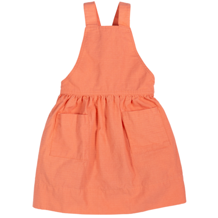 Kids Hey Gang Ripstop Pinafore - Canyon