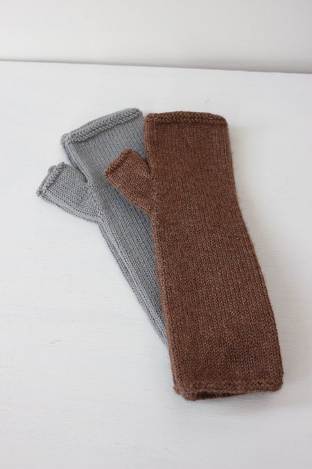 Dawn Bryfogle Long Fingerless Gloves