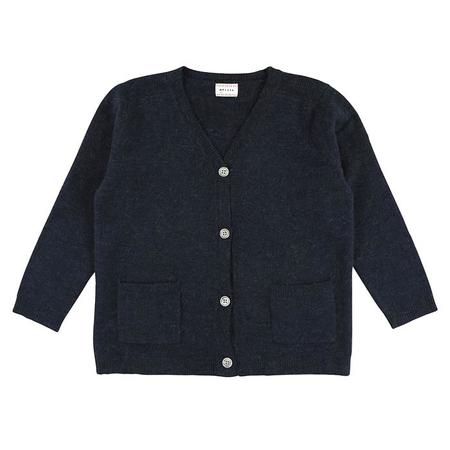 KIDS Morley Child Iman Cardigan - Royal Navy Blue